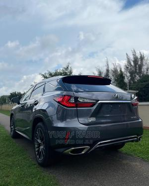 Lexus RX 2017 350 FWD Gray | Cars for sale in Kaduna State, Kaduna / Kaduna State