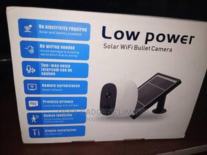 Low Power Solar Wifi Bullat Camera   Security & Surveillance for sale in Lagos State, Ikeja