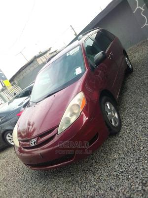 Toyota Sienna 2007 LE 4WD Red | Cars for sale in Lagos State, Agege