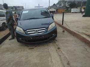 Honda FR-V 2007 2.0 I-Vtec Gray | Cars for sale in Osun State, Osogbo
