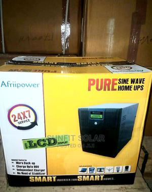 AFRIPOWER INVERTER 2.5KVA Pure Sine Wave | Solar Energy for sale in Lagos State, Ojo