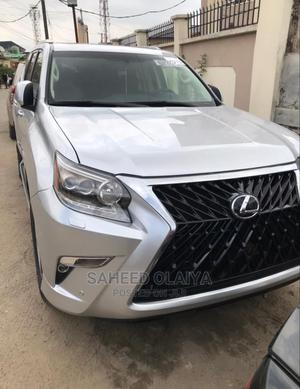 Lexus GX 2017 460 Base Silver | Cars for sale in Lagos State, Surulere
