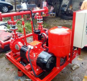 Fire Hydrant and Hose Reel Pump Complete Set   Plumbing & Water Supply for sale in Lagos State, Orile