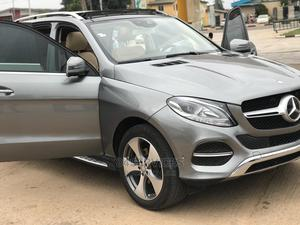 Mercedes-Benz GLE-Class 2017 Silver | Cars for sale in Lagos State, Surulere