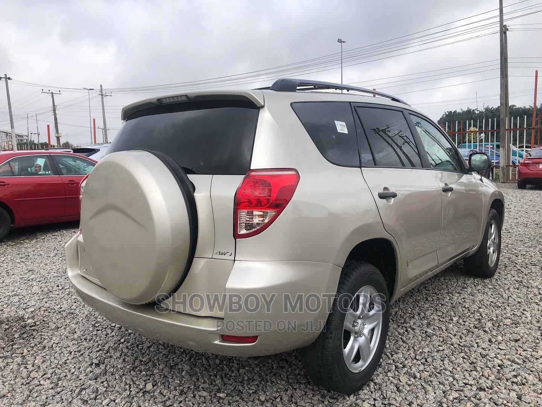 Toyota RAV4 2009 Gold   Cars for sale in Akure, Ondo State, Nigeria
