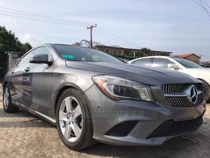 Mercedes-Benz CLA-Class 2016 Base CLA 250 AWD 4MATIC Gray   Cars for sale in Lagos State, Ikeja