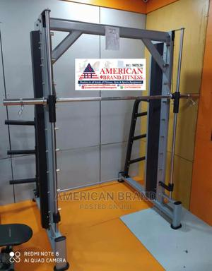 American Fitness Smith Machine Equipment (New)   Sports Equipment for sale in Lagos State, Ikeja