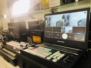 AVMATRIX PVS0615U Portable 6-Channel Switcher/Streaming | Accessories & Supplies for Electronics for sale in Abuja (FCT) State, Central Business District