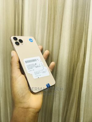 Apple iPhone 11 Pro Max 256 GB Gold | Mobile Phones for sale in Lagos State, Ikeja