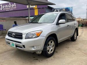 Toyota RAV4 2010 Silver | Cars for sale in Lagos State, Yaba