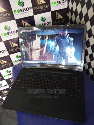 Laptop Dell Inspiron 15 4GB Intel Pentium HDD 500GB | Laptops & Computers for sale in Lagos State, Surulere