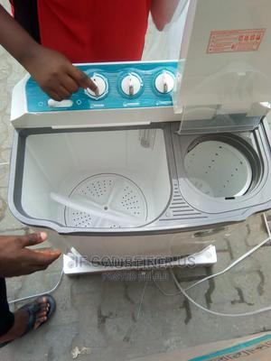 Brand New Hisense 7KG Washing Machine, Manual,Top Loader, | Home Appliances for sale in Lagos State, Ojo