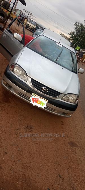Toyota Avensis 2003 1.8 Sedan Automatic Silver | Cars for sale in Osun State, Ilesa