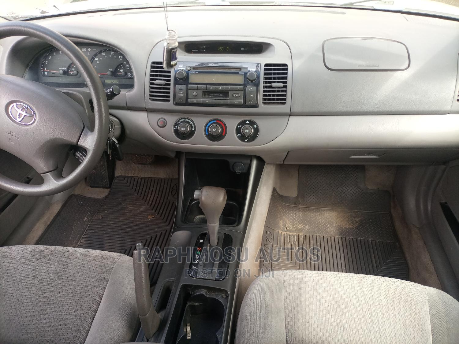 Toyota Camry 2003 Silver | Cars for sale in Ikeja, Lagos State, Nigeria