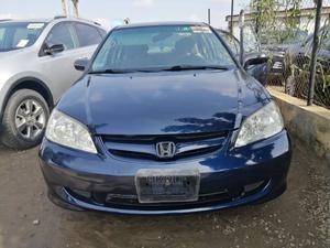 Honda Civic 2004 Blue | Cars for sale in Lagos State, Ojodu
