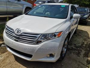 Toyota Venza 2010 V6 White | Cars for sale in Lagos State, Apapa