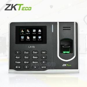 Zkteco Lx15 Biometric Fingerprint Time Att Device | Security & Surveillance for sale in Lagos State, Ikeja
