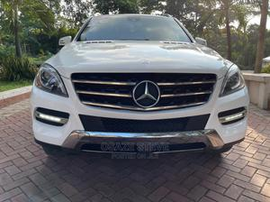 Mercedes-Benz M Class 2014 White | Cars for sale in Lagos State, Magodo
