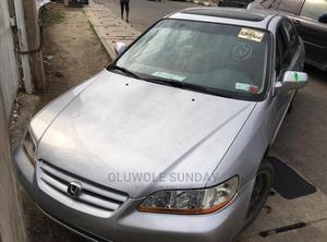 Honda Accord 2002 2.0 SE Silver   Cars for sale in Lagos State, Shomolu