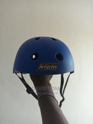 Skateboard Helmet , Safety Gears Included for FREE | Sports Equipment for sale in Lagos State, Ojo