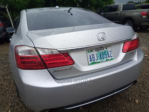 Honda Accord 2013 Silver   Cars for sale in Abuja (FCT) State, Central Business District