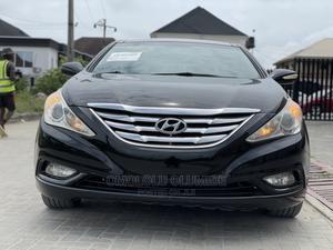 Hyundai Sonata 2012 Black   Cars for sale in Lagos State, Lekki