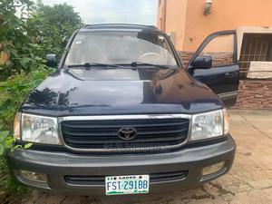Toyota Land Cruiser 2003 PRADO Blue | Cars for sale in Osun State, Ife
