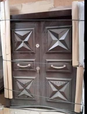 5ft: Turkey High Grade Security ARMORED Entrance Door   Doors for sale in Lagos State, Orile