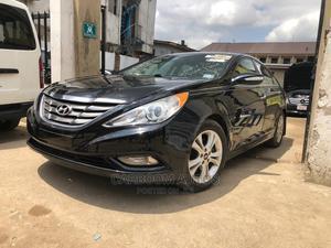 Hyundai Sonata 2013 Black   Cars for sale in Lagos State, Ogba