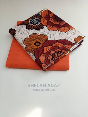 Lace and Ankara Combo   Clothing for sale in Lagos State, Kosofe