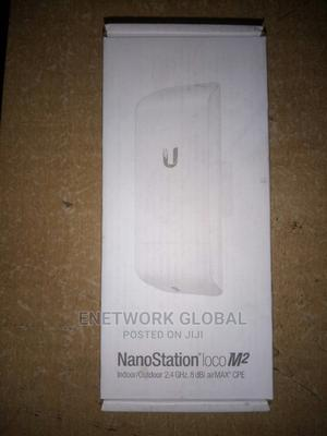 Ubiquiti Nanostation LOCO M2   Networking Products for sale in Lagos State, Ikeja