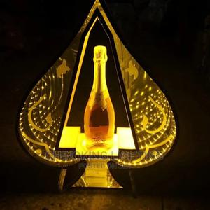 Bottle Presenter LED Champagne Display   Stage Lighting & Effects for sale in Lagos State, Surulere
