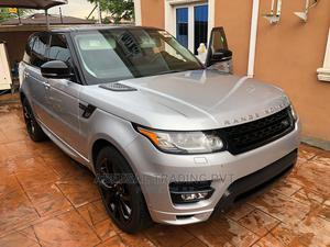 Land Rover Range Rover Sport 2015 Silver | Cars for sale in Lagos State, Ilupeju