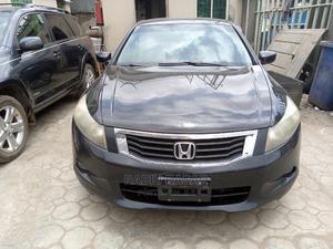 Honda Accord 2009 Black   Cars for sale in Lagos State, Alimosho
