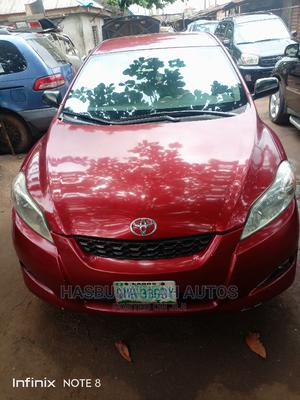 Toyota Matrix 2010 Red | Cars for sale in Lagos State, Abule Egba