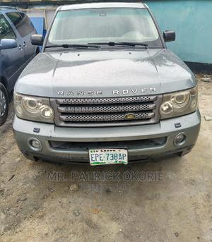 Land Rover Range Rover Sport 2006 HSE 4x4 (4.4L 8cyl 6A) Gray   Cars for sale in Rivers State, Port-Harcourt