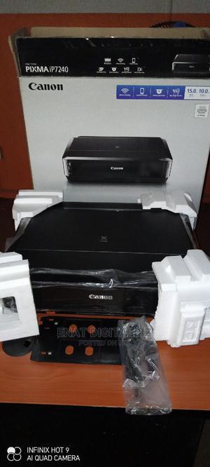 Canon Pixma Ip7240 Printer | Printing Equipment for sale in Oyo State, Ibadan