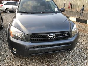 Toyota RAV4 2007 Sport V6 4x4 Black | Cars for sale in Lagos State, Abule Egba