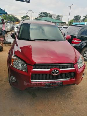 Toyota RAV4 2011 2.5 Limited 4x4 Red | Cars for sale in Lagos State, Ikeja