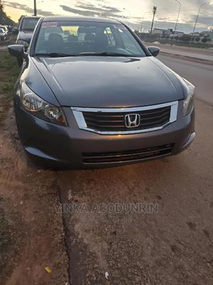 Honda Accord 2009 2.4 EX-L Gray | Cars for sale in Abuja (FCT) State, Central Business District