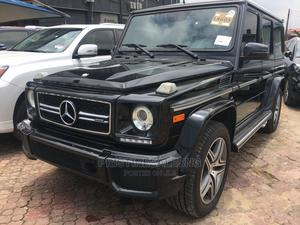 Mercedes-Benz G-Class 2015 G 65 AMG 4MATIC Black   Cars for sale in Lagos State, Ikeja