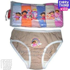Girls Dora Character Pant-Pack of 6 | Children's Clothing for sale in Lagos State, Ikeja