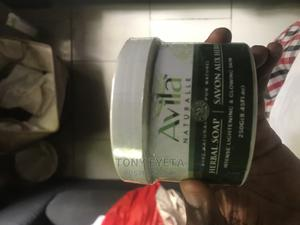Avila Natural Lightening and Glowing Black Soap | Skin Care for sale in Lagos State, Ogba