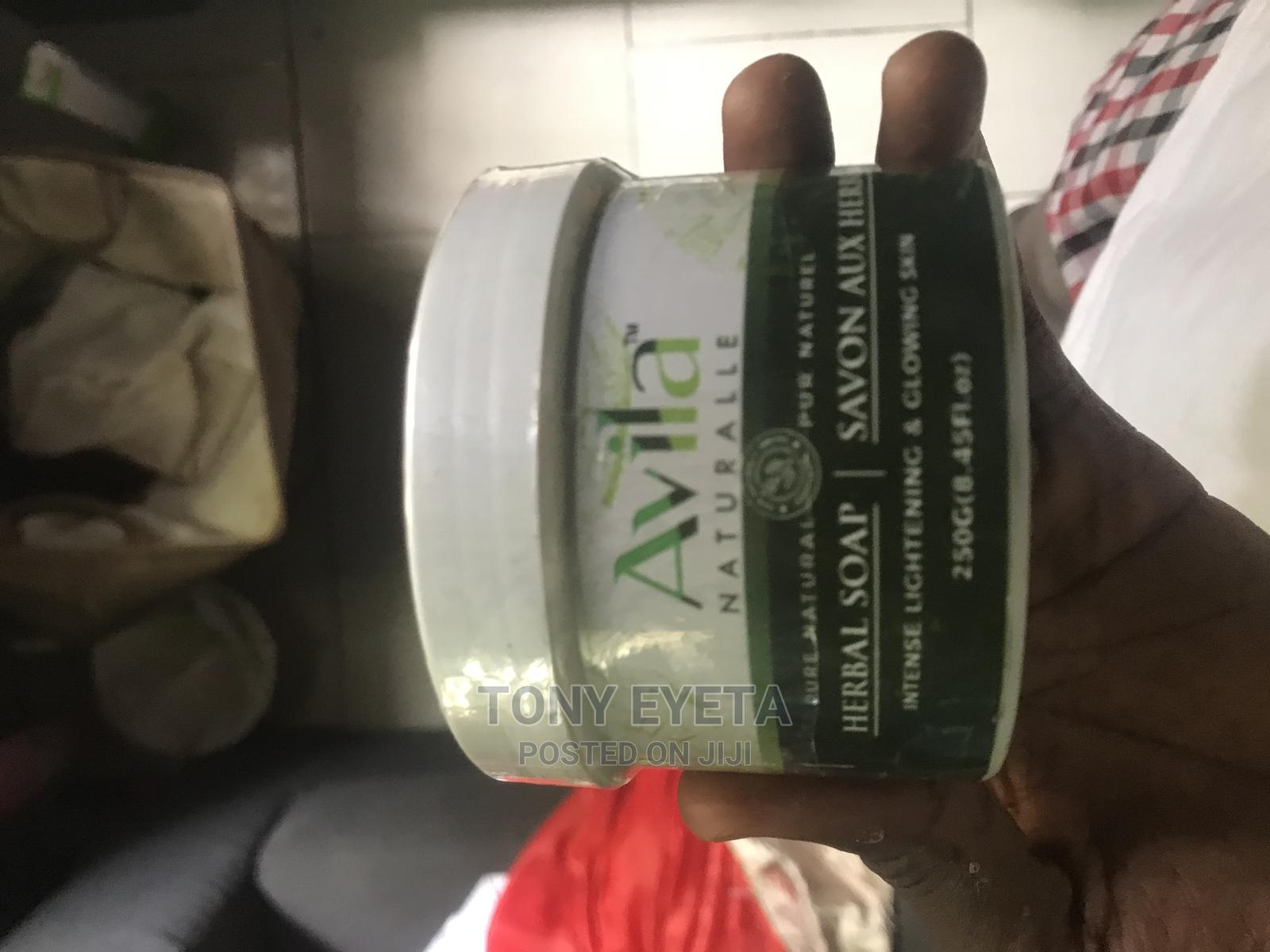 Avila Natural Lightening and Glowing Black Soap   Skin Care for sale in Ogba, Lagos State, Nigeria