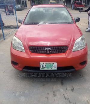 Toyota Matrix 2006 Red   Cars for sale in Lagos State, Alimosho