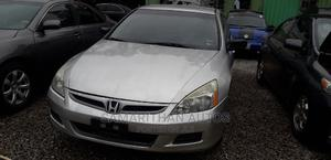 Honda Accord 2006 Sedan EX Silver   Cars for sale in Abuja (FCT) State, Katampe