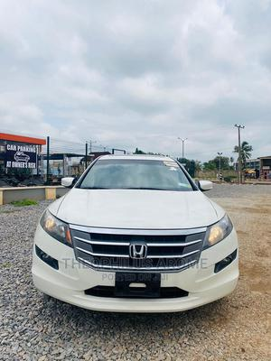 Honda Accord CrossTour 2010 EX-L AWD White   Cars for sale in Oyo State, Ibadan