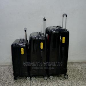 Quality Fila Plastic Suitcase Bag | Bags for sale in Lagos State, Ikeja