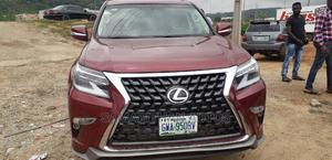 Lexus GX 2010 460 Red | Cars for sale in Abuja (FCT) State, Katampe