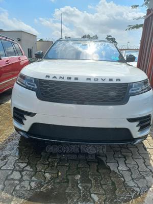 Land Rover Range Rover Velar 2018 White | Cars for sale in Lagos State, Ikeja